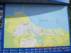 карта Силламяэ