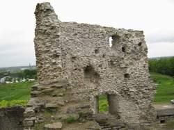 башня ракверского замка