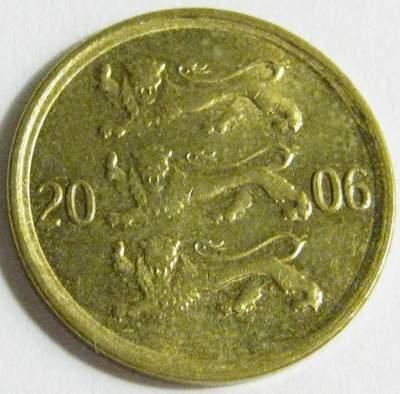 10 центов. Обратная сторона