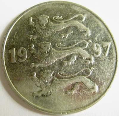 20 центов. Обратная сторона